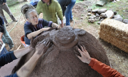 The Cob Oven Project